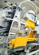 Sensorleitungen in der Drucksteuerung