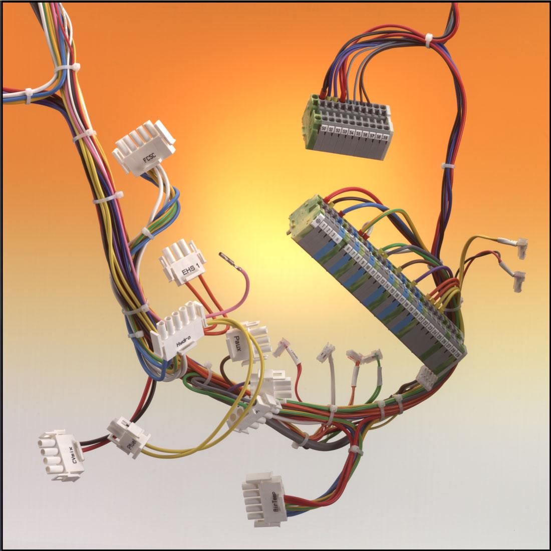 DISTRONA: Ihr Experte für Kabelkonfektionen