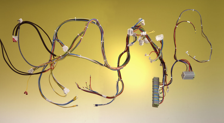 Kabelbäume - fertig konfektioniert